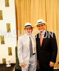 Chip Akridge,Fred Ezra,May 2,2013,6th Annual Benefit Lincheon for The Trust for the National Mall,Kyle Samperton