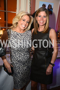 Pam Burns, Tehan Sally,  8th Annual Chance for Life Charity Event.  Poker Tournament, Wine Tasting, and more.  City Tavern Club, Georgetown.  Saturday, February 16, 2013 .  Photo by Ben Droz.