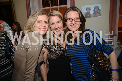 Kathleen Ruane, Melissa Frisk, Dree Collopy, 8th Annual Chance for Life Charity Event.  Poker Tournament, Wine Tasting, and more.  City Tavern Club, Georgetown.  Saturday, February 16, 2013 .  Photo by Ben Droz.