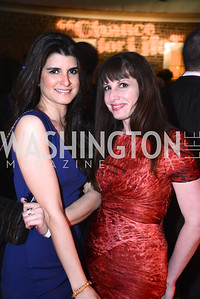 Unushe Walker, Lisa Nichole Clark, 8th Annual Chance for Life Charity Event.  Poker Tournament, Wine Tasting, and more.  City Tavern Club, Georgetown.  Saturday, February 16, 2013 .  Photo by Ben Droz.