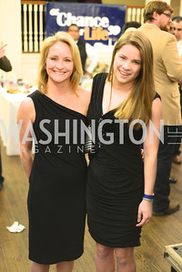 Kelly Weldon, Grace Weldon,  8th Annual Chance for Life Charity Event.  Poker Tournament, Wine Tasting, and more.  City Tavern Club, Georgetown.  Saturday, February 16, 2013 .  Photo by Ben Droz.