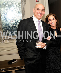 Jonathan Silver,Melissa Moss,January 20,2013,A Bi-Partisan Celebration Of The Inauguration of Barack Obama at The Madison Hotel,Kyle Samperton
