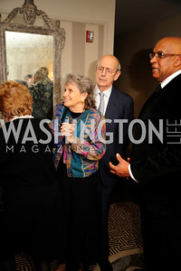 Joanna Breyer,Justice Stephen Breyer,,January 20,2013,A Bi-Partisan Celebration Of The Inauguration of Barack Obama at The Madison Hotel,Kyle Samperton