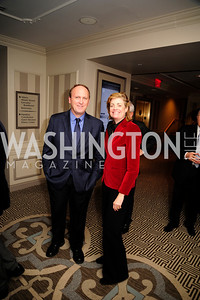 Kevin Sullivan,Mary Jordan,January 20,2013,A Bi-Partisan Celebration Of The Inauguration of Barack Obama at The Madison Hotel,Kyle Samperton