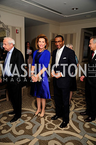 Nancy Brinker,Eric Motley,,January 20,2013,A Bi-Partisan Celebration Of The Inauguration of Barack Obama at The Madison Hotel,Kyle Samperton