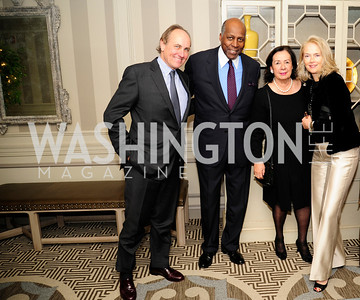 Christopher Isham,Vernon Jordan,Ann JordanJennifer Isham,,January 20,2013,A Bi-Partisan Celebration Of The Inauguration of Barack Obama at The Madison Hotel,Kyle Samperton