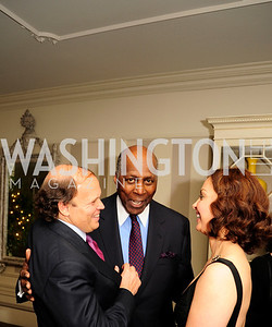 Mark Ein,Vernon Jordan,Ashley Judd,,,January 20,2013,A Bi-Partisan Celebration Of The Inauguration of Barack Obama at The Madison Hotel,Kyle Samperton