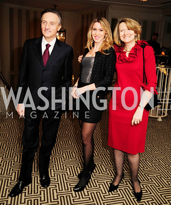 Italian Amb.Claudio Bisogniero,AnastasiaNoce Benigni  Olivieri,LauraDenise Bisogniero.January 20,2013,A Bi-Partisan Celebration Of The Inauguration of Barack Obama at The Madison Hotel,Kyle Samperton