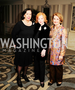 Ann Jordan,Buffy Cafritz,Vicki Sant,January 20,2013,A Bi-Partisan Celebration Of The Inauguration of Barack Obama at The Madison Hotel,Kyle Samperton