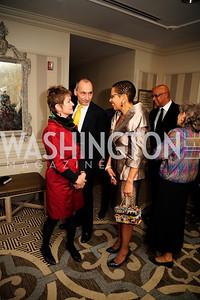 Thomas Krahenbuhl,Dorothy Kosinski,Ann Claire Williams,January 20,2013,A Bi-Partisan Celebration Of The Inauguration of Barack Obama at The Madison Hotel,Kyle Samperton