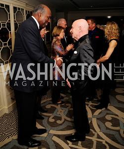 Vernon Jordan,Maestro Eschenbach, ,January 20,2013,A Bi-Partisan Celebration Of The Inauguration of Barack Obama at The Madison Hotel,Kyle Samperton