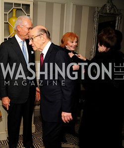 Roger Sant,Alan Greenspan,Buffy Cafritz,Cindy Adams,January 20,2013,A Bi-Partisan Celebration Of The Inauguration of Barack Obama at The Madison Hotel,Kyle Samperton