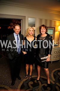 Tom Bernstein,Andi Bernstein,Mary Zietns,January 20,2013,A Bi-Partisan Celebration Of The Inauguration of Barack Obama at The Madison Hotel,Kyle Samperton