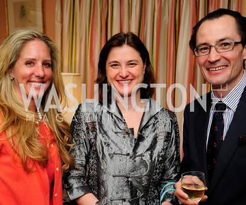 "Rosie Howells ,Catherine Collins,Grant Collins,March 5,2013,A Book Party for ''Indiscretion"",Kyle Samperton"