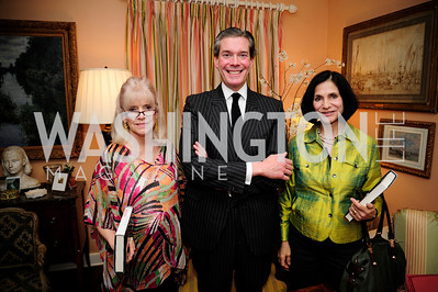 "Helen Curtis,Charles DuBow, Anne Marchand,March 5,2013,A Book Party for ''Indiscretion"",Kyle Samperton"