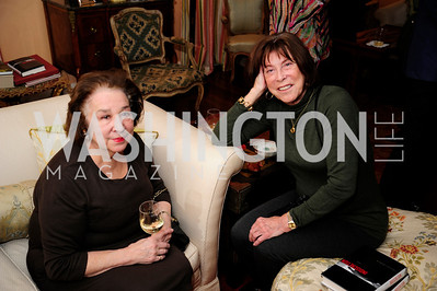 "Zeyned Lange,Anne Emmet, March 5,2013,A Book Party for ''Indiscretion"",Kyle Samperton"