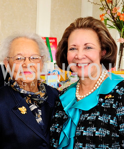 Lovida Coleman,Alma Powell,March 7,2013,A Luncheon for Alma Powell,Kyle Samperton