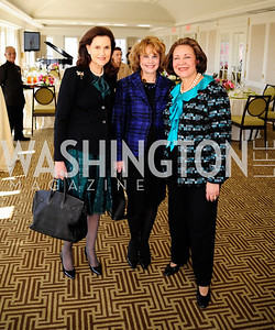 Alexandra de Borchgrave,Ann Hand,Alma Powell,March 7,2013,A Luncheon for Alma Powell,Kyle Samperton