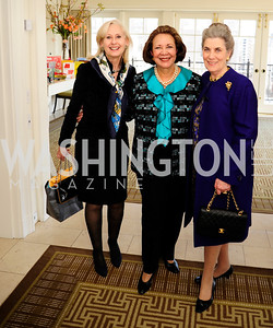 Willee Lewis,Alma Powell, Barbie Albritton,March 7,2013,A Luncheon for Alma Powell,Kyle Samperton