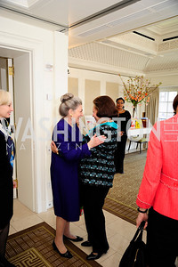 Barbara Albritton,Alma Powell,March 7,2013,A Luncheon for Alma Powell,Kyle Samperton