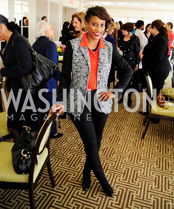 Ayris Scales,March 7,2013,A Luncheon for Alma Powell,Kyle Samperton