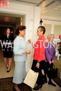 Janet  Langhart Cohen,Sherry Malone,March 7,2013,A Luncheon for Alma Powell,Kyle Samperton