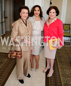 Lucky Roosevelt,Samia Farouki,Alma Gildenhorn,March 7,2013,A Luncheon for Alma Powell,Kyle Samperton