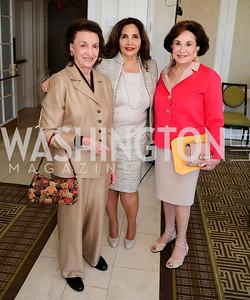 Lucky Roosevelt,Samia Farouki,Alma Gildenhorn,March 7,2013,A Luncheon for Alma Powell,Kyle Samperton