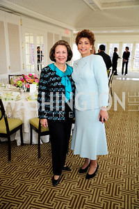 Alma Powell,Janet  Langhart Cohen,March 7,2013,A Luncheon for Alma Powell,Kyle Samperton