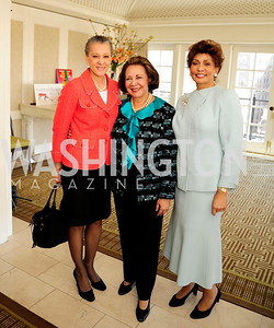 Sharon Malone,Alma Powell, Janet Langhart  Cohen,March 7,2013,A Luncheon for Alma Powell,Kyle Samperton
