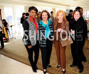 Ayris Scales.Alma Powell,Buffy Cafritz,Liz Stevens,March 7,2013,A Luncheon for Alma Powell,Kyle Samperton