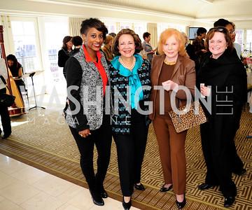Ayris Scales.Alma Powell,Buffy Cafritz,Liz Stevens,March 7,2013,A Luncheon for Alma Powell,Kyle Samperton