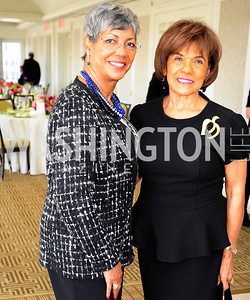 Sherry Madison,Denia Hightower,March 7,2013,A Luncheon for Alma Powell,Kyle Samperton
