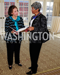 Alma Powell,Sherry Madison,March 7,2013,A Luncheon for Alma Powell,Kyle Samperton