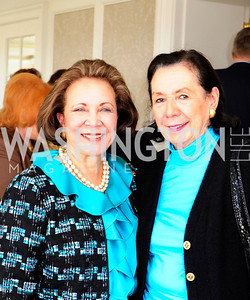 Alma Powell, Ann Jordan,March 7,2013,A Luncheon for Alma Powell,Kyle Samperton