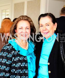 Alma Powell, Ann Jordan,March 7,2013,A Luncheon for Alma Powell,Kyle Samperton