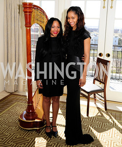 Deidre Jeffries,Rashida Jolley,March 7,2013,A Luncheon for Alma Powell,Kyle Samperton