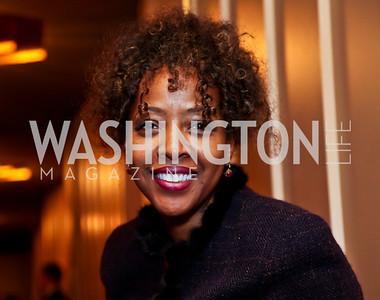 Gina Adams. Photo by Tony Powell. A Standing Ovation for DC Teachers. Kennedy Center. January 14, 2013