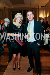 Alex Gordon, Mark Keightley. Photo by Tony Powell. A Standing Ovation for DC Teachers. Kennedy Center. January 14, 2013
