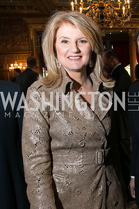 Arianna Huffington. Photo by Alfredo Flores. A Cocktail Reception at the Turkish Embassy Residence. April 26, 2013.