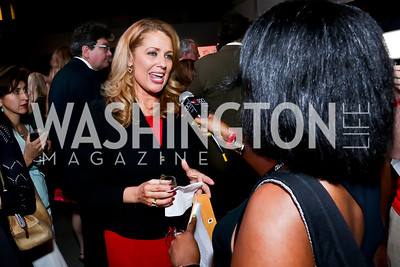 Rebecca Cooper. Photo by Tony Powell. AFI Silverdocs Opening Night Gala. Newseum. June 19, 2013