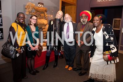 Briana Ndiage, Manon Gaudet, Jane Milosch, Jake Hosniak, Elder Ras Irice, Ises Kahsheba