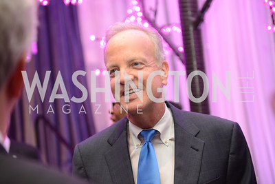 Senator Jerry Moran, National Alzheimer's Association Dinner at the Renaissance Hotel.  Honoring music legend Glen Campbell.  Photo by Ben Droz.
