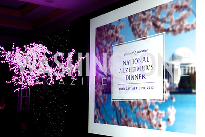 National Alzheimer's Association Dinner at the Renaissance Hotel.  Honoring music legend Glen Campbell.  Photo by Ben Droz.