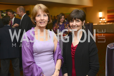 Cathy Edge, Dani Jachino, National Alzheimer's Association Dinner at the Renaissance Hotel.  Honoring music legend Glen Campbell.  Photo by Ben Droz.