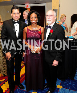 Amb. of Trinidad and Tobago,Dr. Neil Parsan,Amb. of St.Vincent and The Grenadines,La Celia Prince,Amb.of Barbados John Beale, ,September 11,2013,Ambassadors Ball,Kyle Samperton