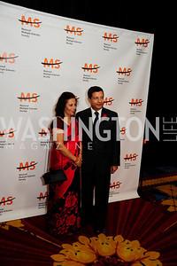 Kalpana Sharma,Nepalese Amb.Shankar Prasad Sharma, September 11,2013,Ambassadors Ball,Kyle Samperton