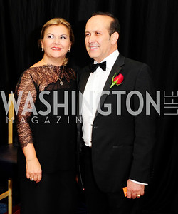 Fugen Tan,Turkish Amb. Namik Tan,September 11,2013,Ambassadors Ball,Kyle Samperton