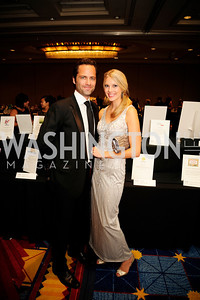 Michael Beckerman,Jessica Emery,September 11,2013,Ambassadors Ball,Kyle Samperton