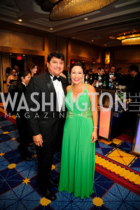 Ivan Hernandez,Amb. Of EcuadorNathalie Cely,September 11,2013,Ambassadors Ball,Kyle Samperton